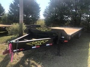 Pintle Trailer Heavy Duty For Sale TN  Pintle Trailer Heavy Duty For Sale TN. Heavy duty ball coupler with Gator Tuff Big Ramp system