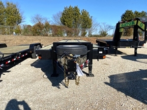 Pintle Trailer 35ft with Air Brakes
